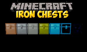 Iron Chests Mod 1.13.2