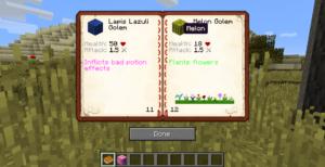 Extra Golems Mod 1.13.2