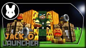 Jack O Launcher Mod 1.13.2