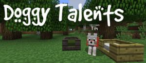 Doggy Talents Mod 1.14.2