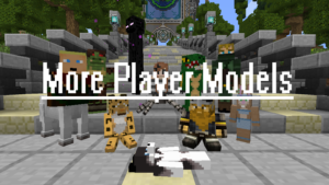 More Player Models Mod 1.12.2