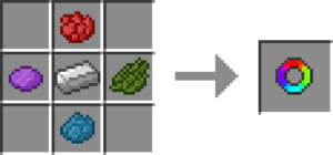 Flat Colored Blocks Mod 1.12.2