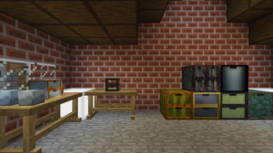 Storage Drawers Mod 1.14.4