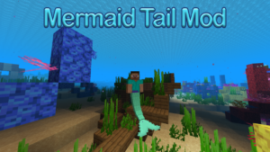 Mermaid Tail Mod 1.15.2
