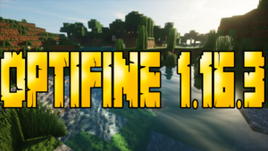OPTIFINE 1.16.3